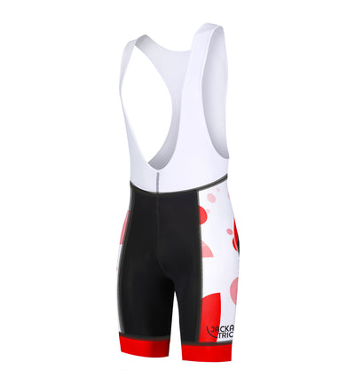 CLIMBER-MEN'S CUSTOM FORM BIB SHORT