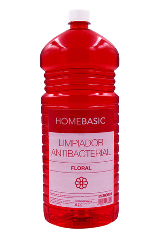 HOMEBASIC DESINFECTANTE FLORAL 2000ML
