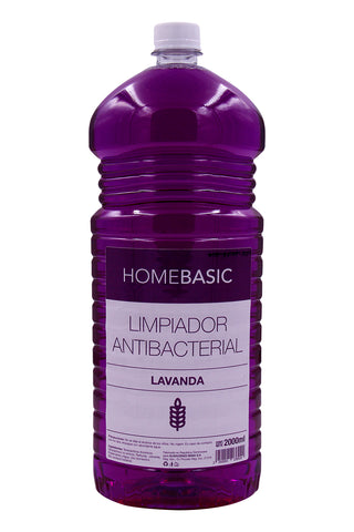 HOMEBASIC DESINFECTANTE LAVANDA 2000ML