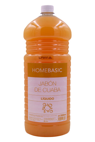 HOMEBASIC DETERGENTE JABON CUABA 2000 ML