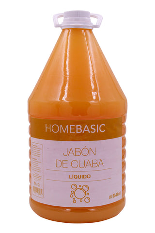 HOMEBASIC DETERGENTE JABON CUABA GALON