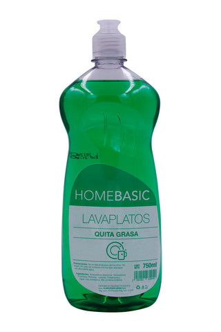 HOMEBASIC LAVAPLATOS 750ML