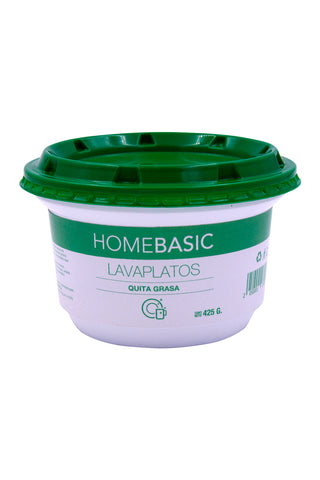 HOMEBASIC LAVAPLATOS EN CREMA 425G