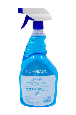 HOMEBASIC LIMPIA CRISTALES 945ML
