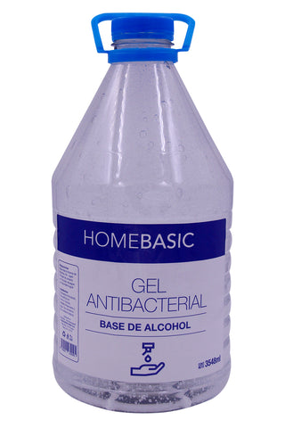 HOMEBASIC GEL ANTIBACTERIAL GALON