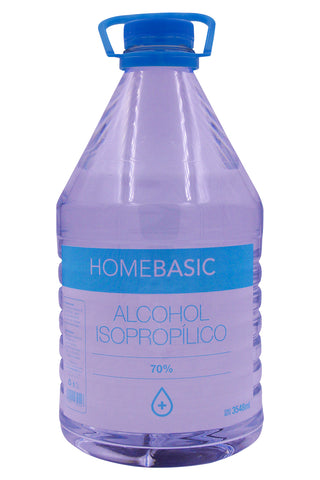 HOMEBASIC ALCOHOL ISOPROPILICO 0.7 GALON