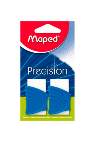 MAPED GOMA BORRAR PRECISION 2/1