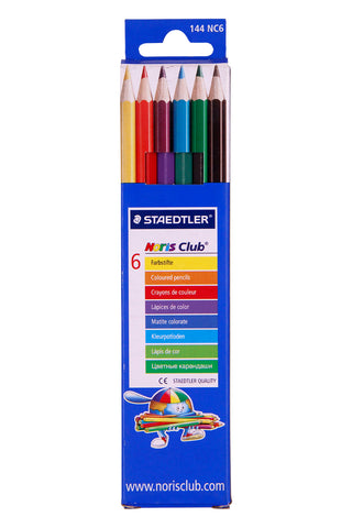 STAEDTLER JUEGO LAPICES COLORES