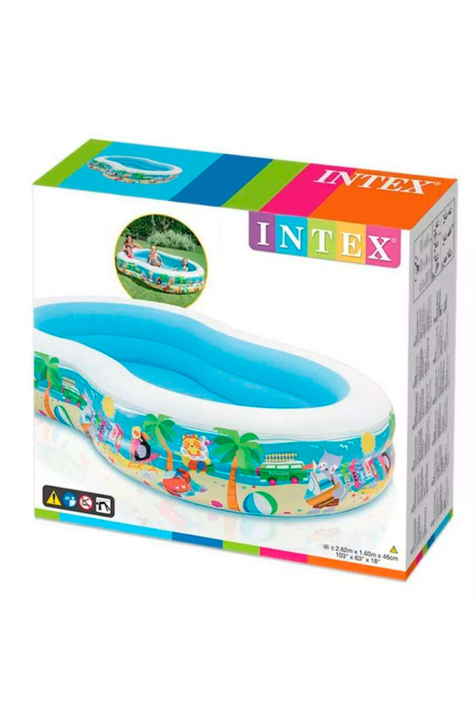 Intex Piscina - SEMA