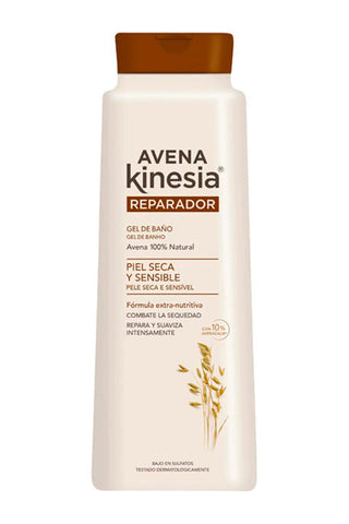 KINESIA GEL BANO AVENA 600ML