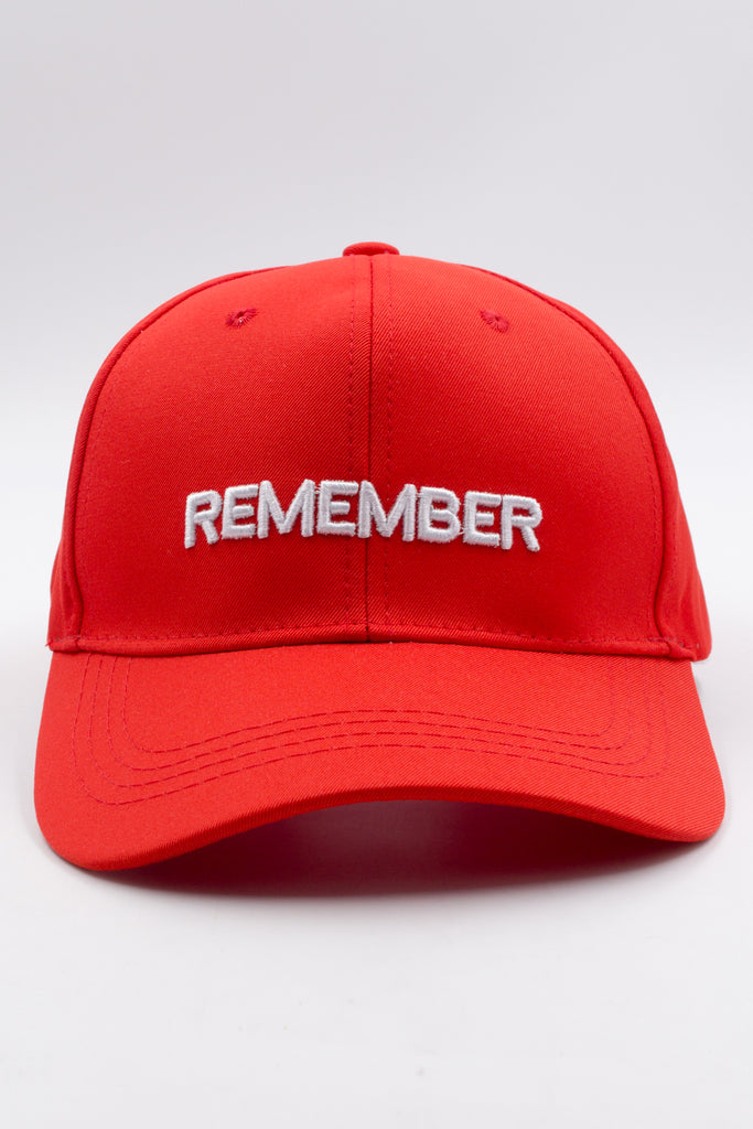 Remember Gorra