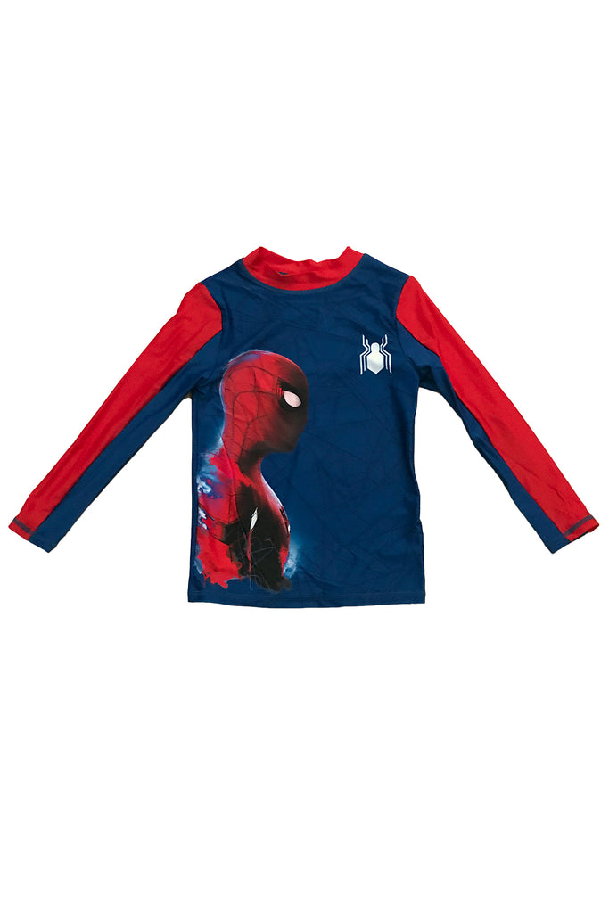 Spiderman Camiseta de Bano