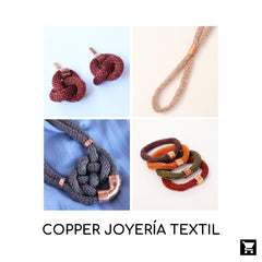 COPPER JOYERIA TEXTIL