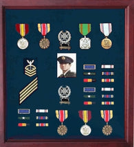 Military Medals Display Cases