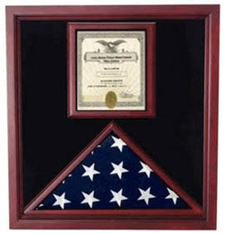 Flag Connections Veterans Made Flag Document Case American Flags 3 x 5
