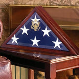 American Burial Flag Box - 5ft x 9.5ft Flag, American Burial Flag.