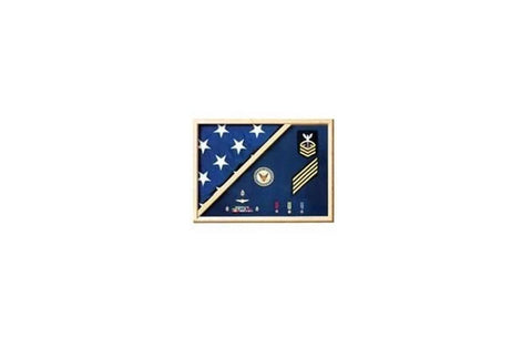 Flag Display Case American Flag Box Burial Flag Case