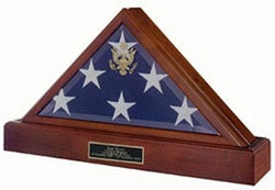 Flag Connections Military Flag case and Pedestal Urn