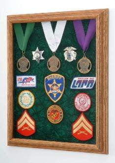 Military Awards Display Case - Law Enforcement Case