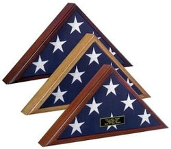 4 x 6 flag Display Case, 4 ft x 6 ft flag display case