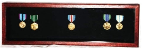 Large Medal Display Case.