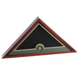 Army Flag Medallion Display Case,Flag Cases