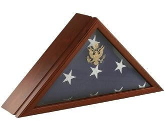 Eternity Flag Case and Urn