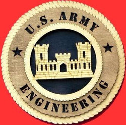 Engineering Wall Tributes- Army Engineering Wall Tribute