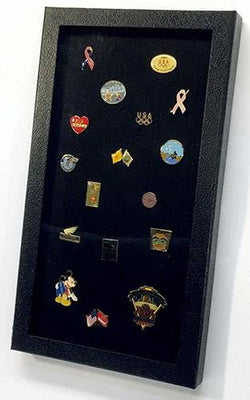 Pin Collector's Display Case - for Disney, Hard Rock, Olympic