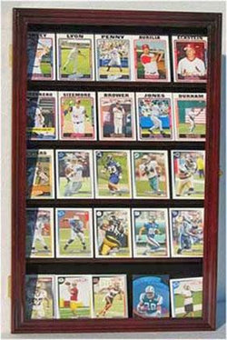Flag Connections Display Case for Football Baseball Hockey Basketball Sports Trading Cards