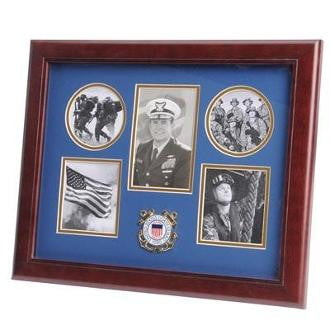 United States Coast Guard Small Collage Frame