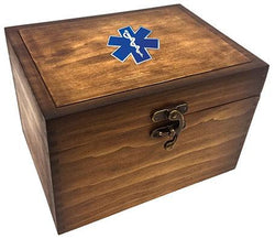 Flag Connections Keepsake Box, EMS