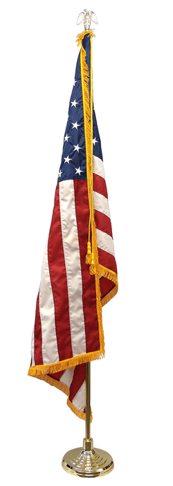Super Tough Indoor 4ft x 6ft US Flag Kit