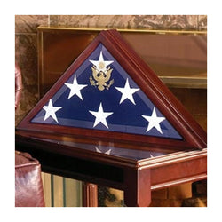 Flag Connections - Burial Flag Cases - 3ft x 5ft, 5ft x 9.5ft Flag, American Burial Flag.