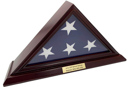 3'x5' Flag Display Case, Shadow Box (Not for Burial Funeral Flag)