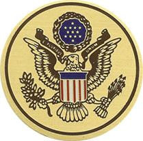 Great Seal Color Medallion.