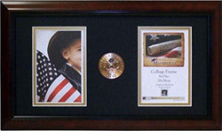 Flag Connections US Armed Forces American Moments Collage Photo Frame