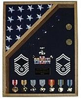 18x24 Military Shadow Box.