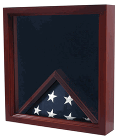 Army Flag Medal Display Box- Shadow Box, Flag Box....