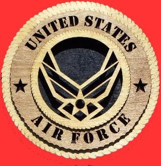 Air force Wall Tributes, USAF Wall Tributes
