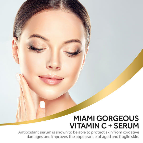 Vitamin C Serum - Miami Gorgeous