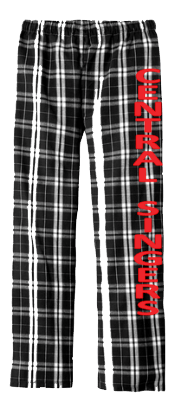 Central Singers Wording Pj Pants