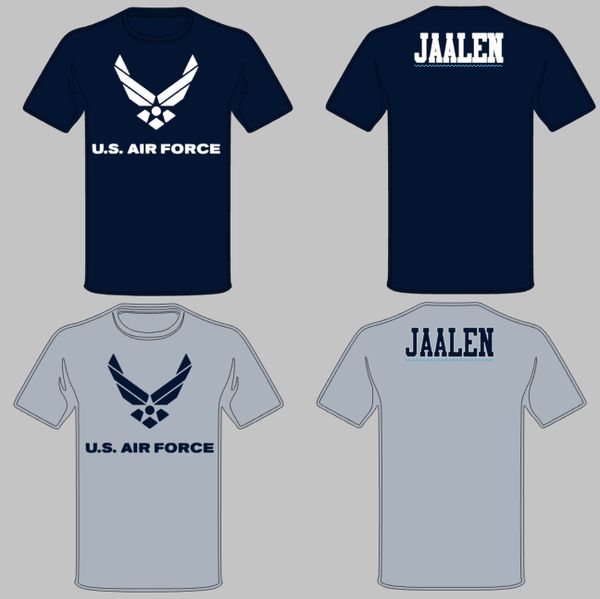 SS U.S. Air Force Shirt