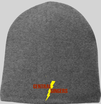 Central Singers Embroidered Beenie
