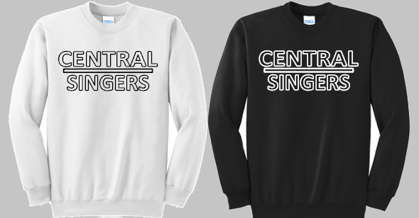 Central Singer Sweatshirt