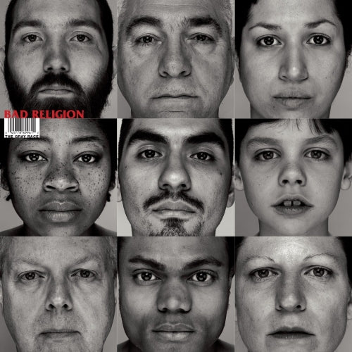 BAD RELIGION : THE GRAY RACE (1996) LP 2018 REMASTERED REISSUE