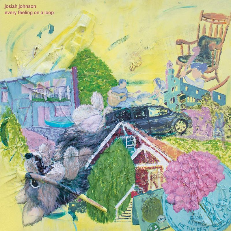 JOHNSON, JOSIAH: EVERY FEELING ON A LOOP (2020) CD //// LP