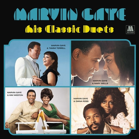 GAYE, MARVIN: HIS CLASSIC DUETS (1985) 2020 LP REISSUE