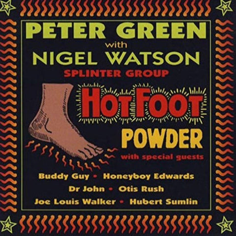 GREEN,PETER & WATSON, NIGEL: HOT FOOT POWDER