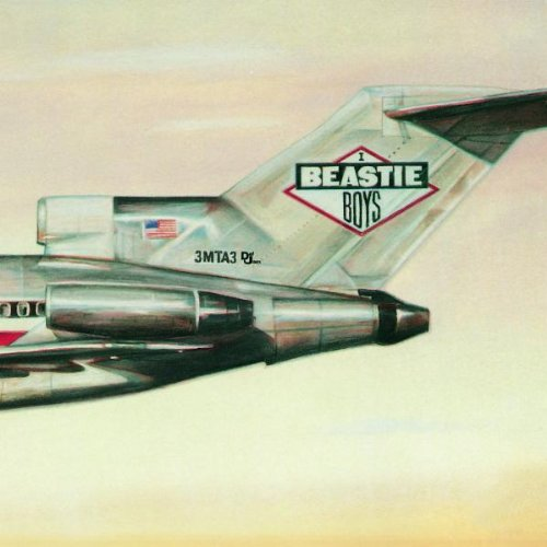 BEASTIE BOYS : LICENCE TO ILL (2016) LP. 30TH ANNVERSARY EDITION OF THE CLASSIC 1986 DEBUT.